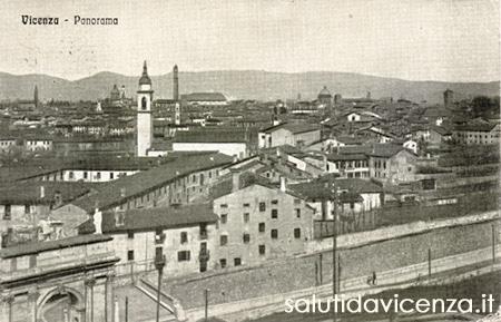 "Panorama di Vicenza ""speculare"""