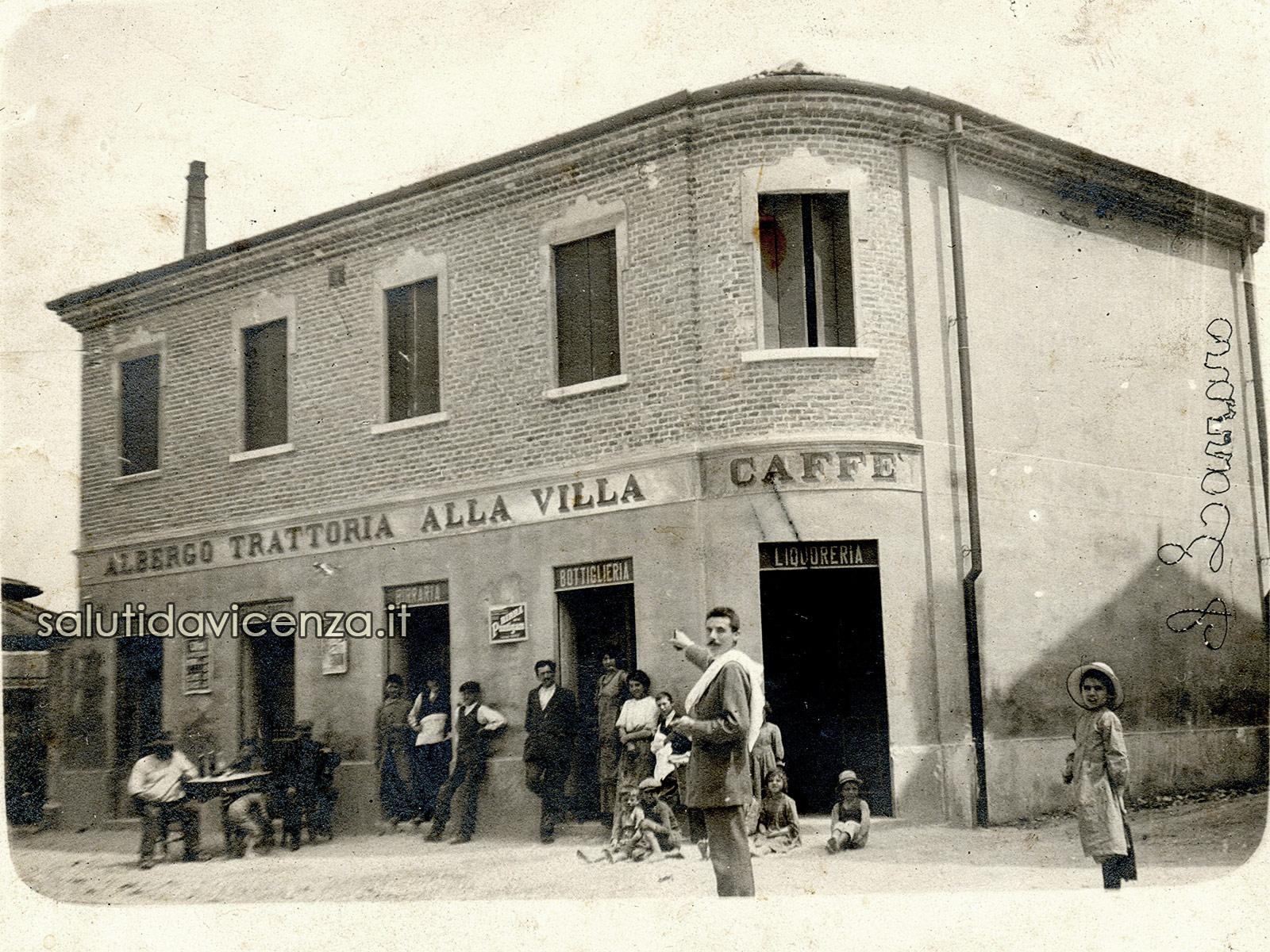 Albergo in Viale San Lazzaro (1923)