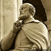Vicenza, Centro Storico - Monumento Andrea Palladio
