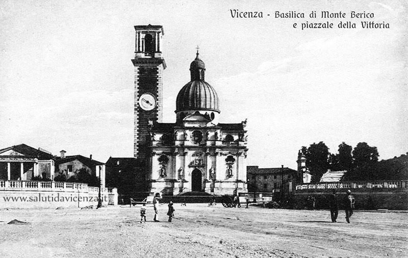 Piazzale della Vittoria e Santuario