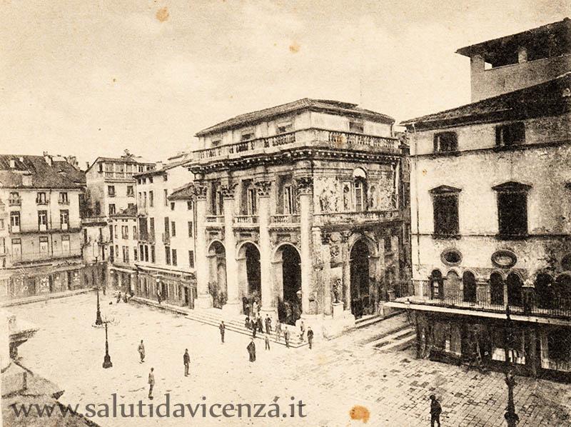 Loggia del Capitanio (1900)