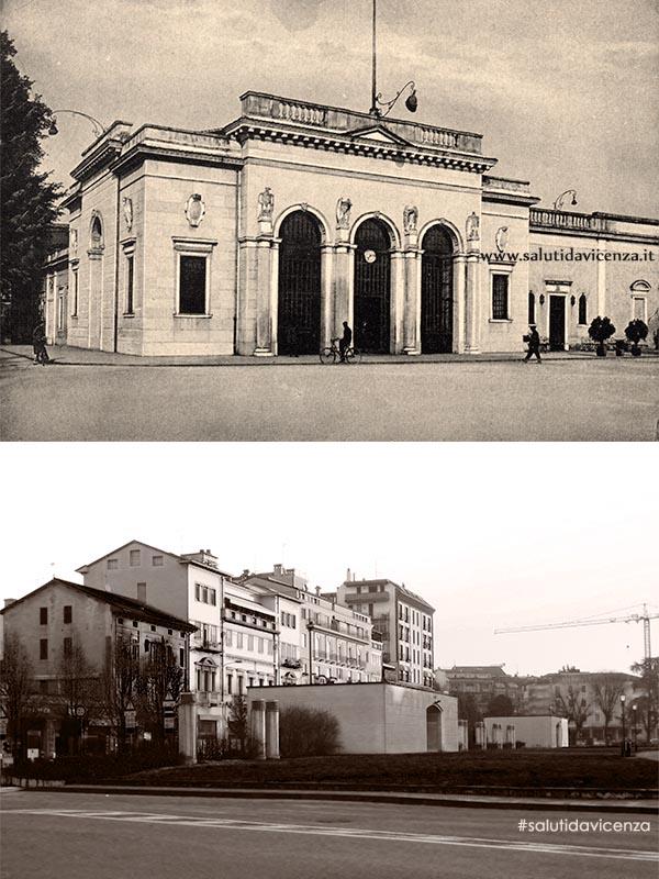 Stazione della Tranvia Vicentina (1940)