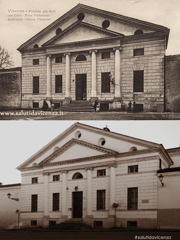 Palazzo Calvi-Anti (1915)