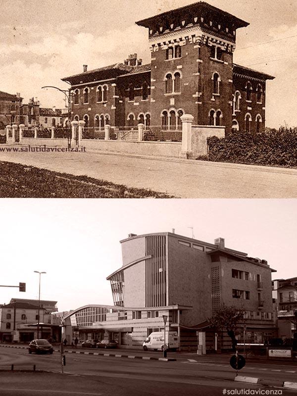 Viale Verona, Villa Dalla Mura (1930)