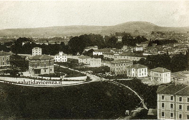 Monte Berico, Viale Dante