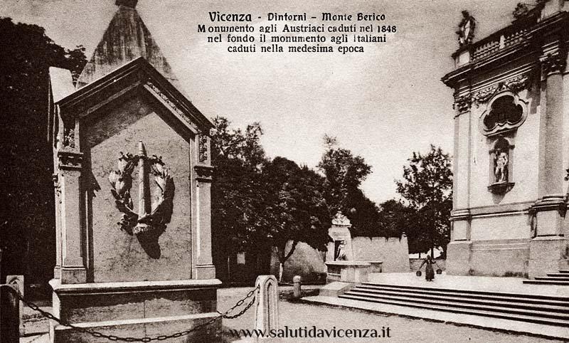 Monumento ai Caduti Austriaco, Monte Berico, Vicenza