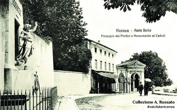 Monumento ai Caduti Italiano, Monte Berico - Vicenza
