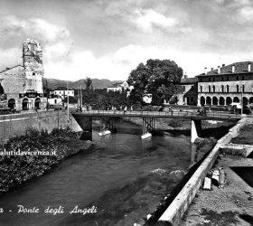 Ponte degli Angeli, fiume Bacchiglione