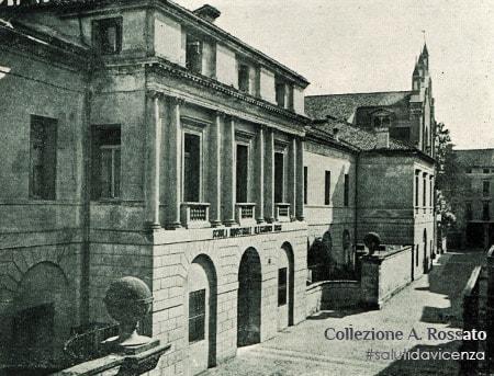 itis Rossi, Contrà Santa Corona