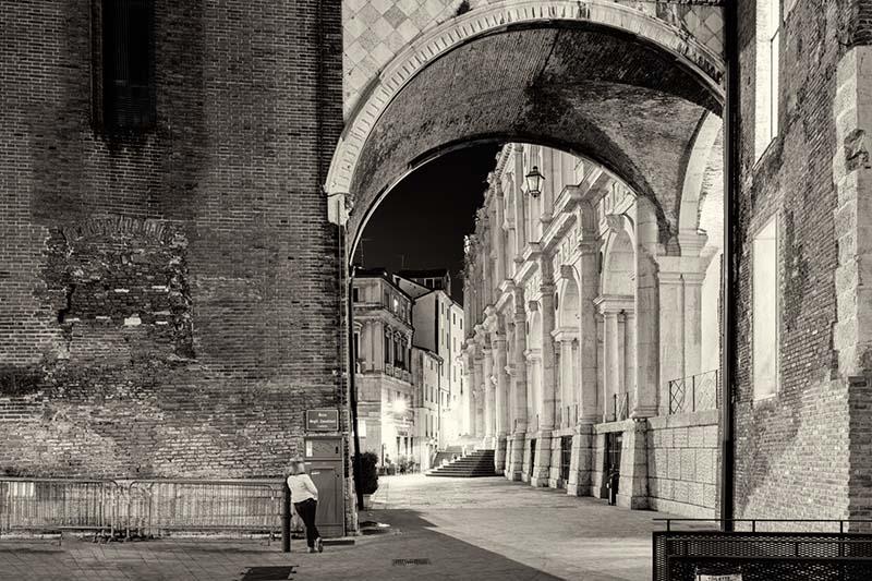 Arco degli Zavatteri, oggi