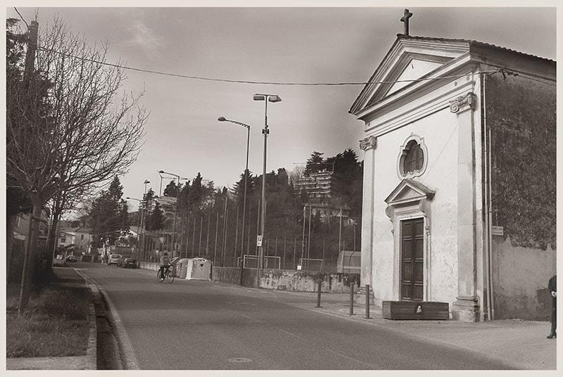 Chiesa Vergine Maria, oggi