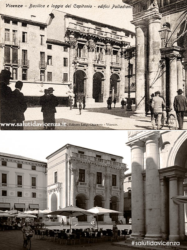 Loggia del Capitanio (1920)