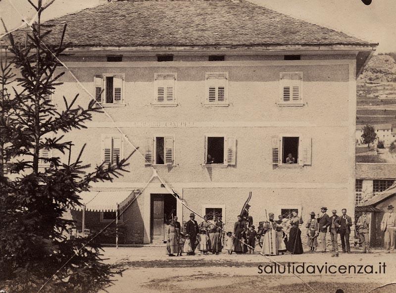 Albergo Caneppele, Lavarone