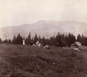 Pic-Nic in località Fiorentini, montagna Vicentina