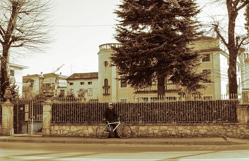 Villa Cortelazzo oggi