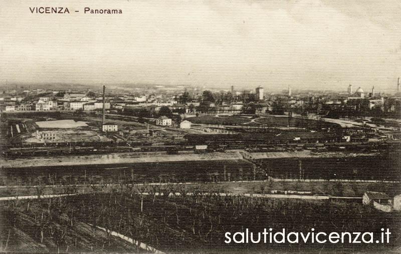 Panorama ad Ovest