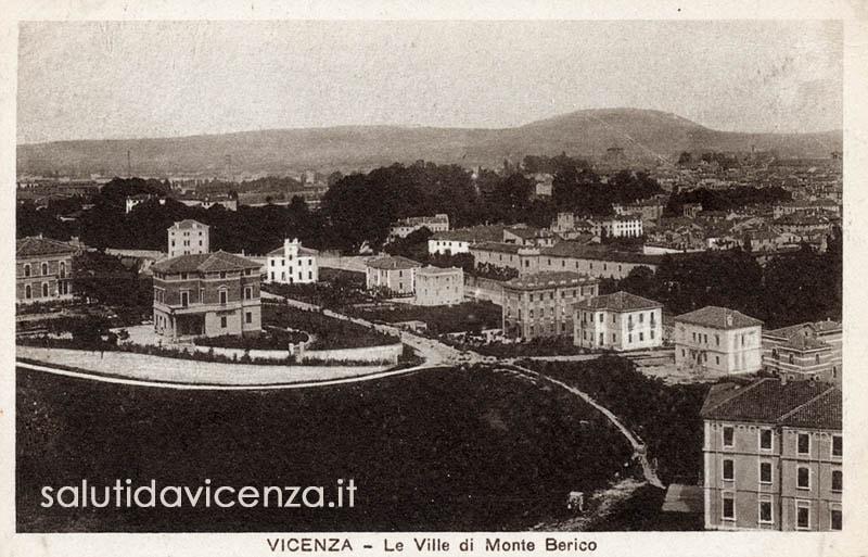 Le ville di Monte Berico