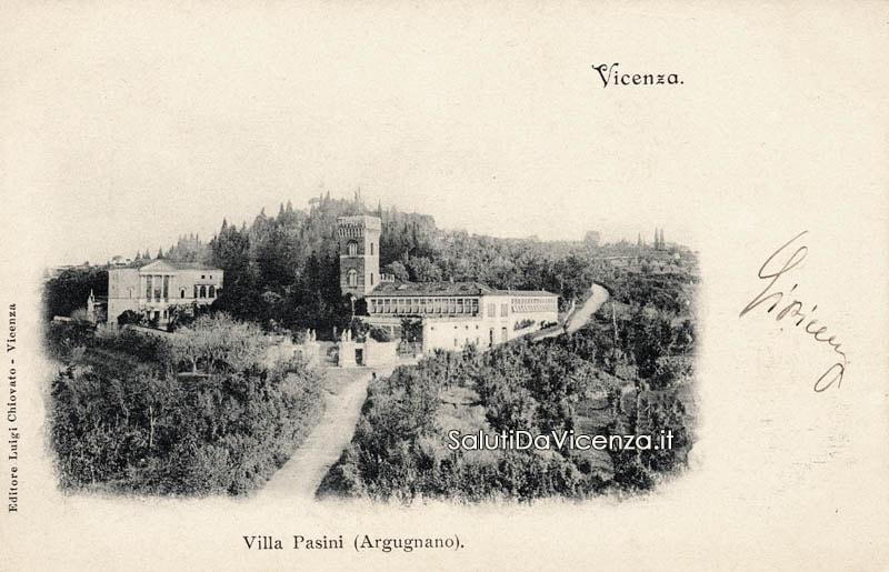 Villa Pasini, Arcugnano
