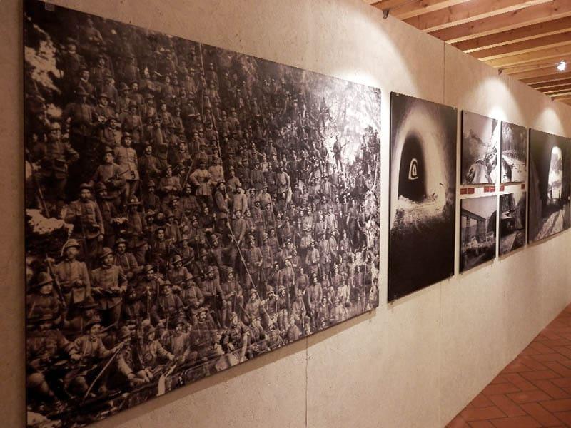 """Mostra fotografica """"il fronte veneto della Grande Guerra."""""""