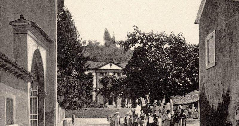 Villa Arenberg a Costozza.