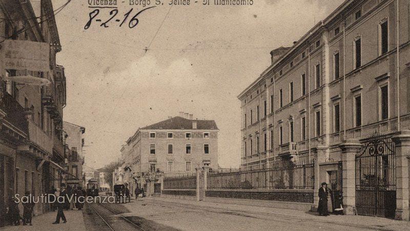 Manicomio provinciale di Vicenza
