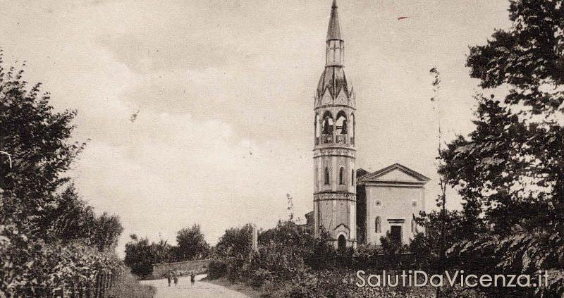 Chiesa parrocchiale di Perarolo, Colli Berici.
