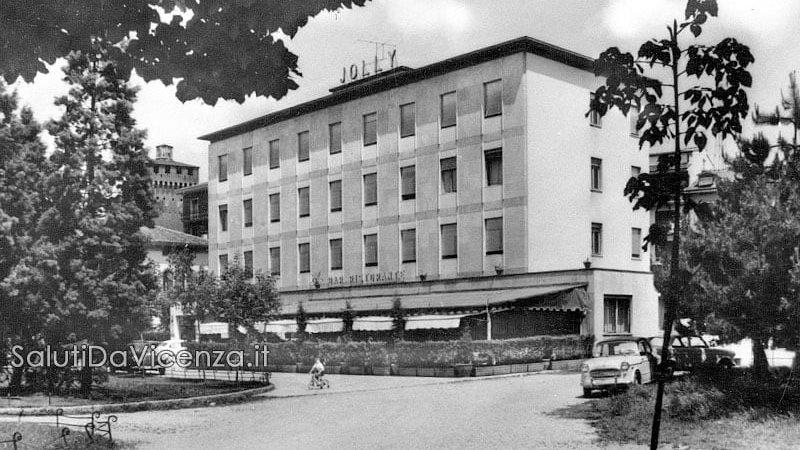 Hotel Jolly, attuale Albergo Campo Marzio.