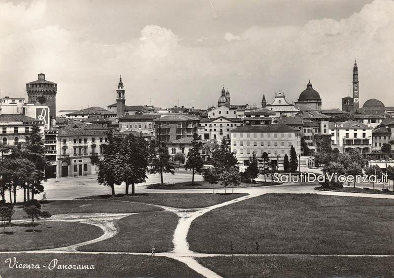 Panorama di Vicenza