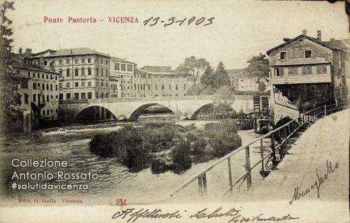 Ponte Pusterla, collezione Rossato