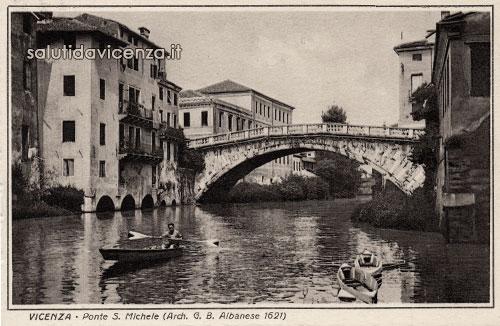 Ponti di Vicenza: ponte San Michele