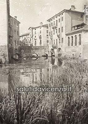 Ponte delle Barche, foto del 1928