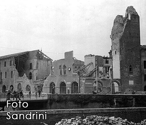 il Palazzo del Territorio in una foto di G. M. Sandrini