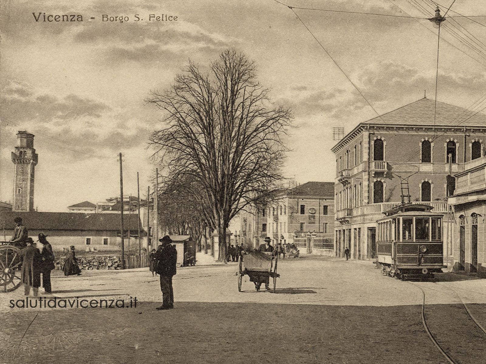 L'antico borgo San Felice