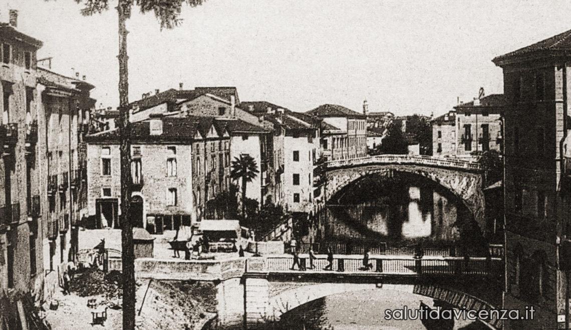 I ponti di Vicenza nelle foto e nelle cartoline d'epoca
