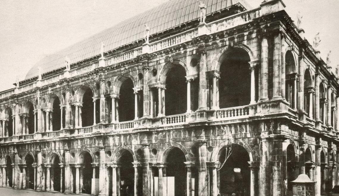 La Basilica Palladiana, Monumento nazionale a Vicenza
