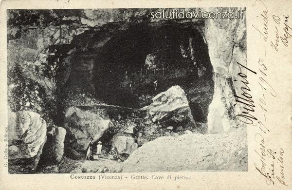 Costozza di Longare e le grotte dei Colli Berici