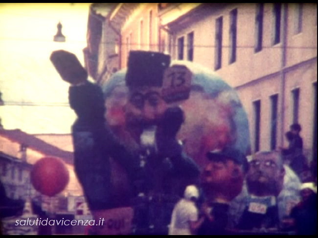 "Screenshot del video ""il carnevale di Malo"""