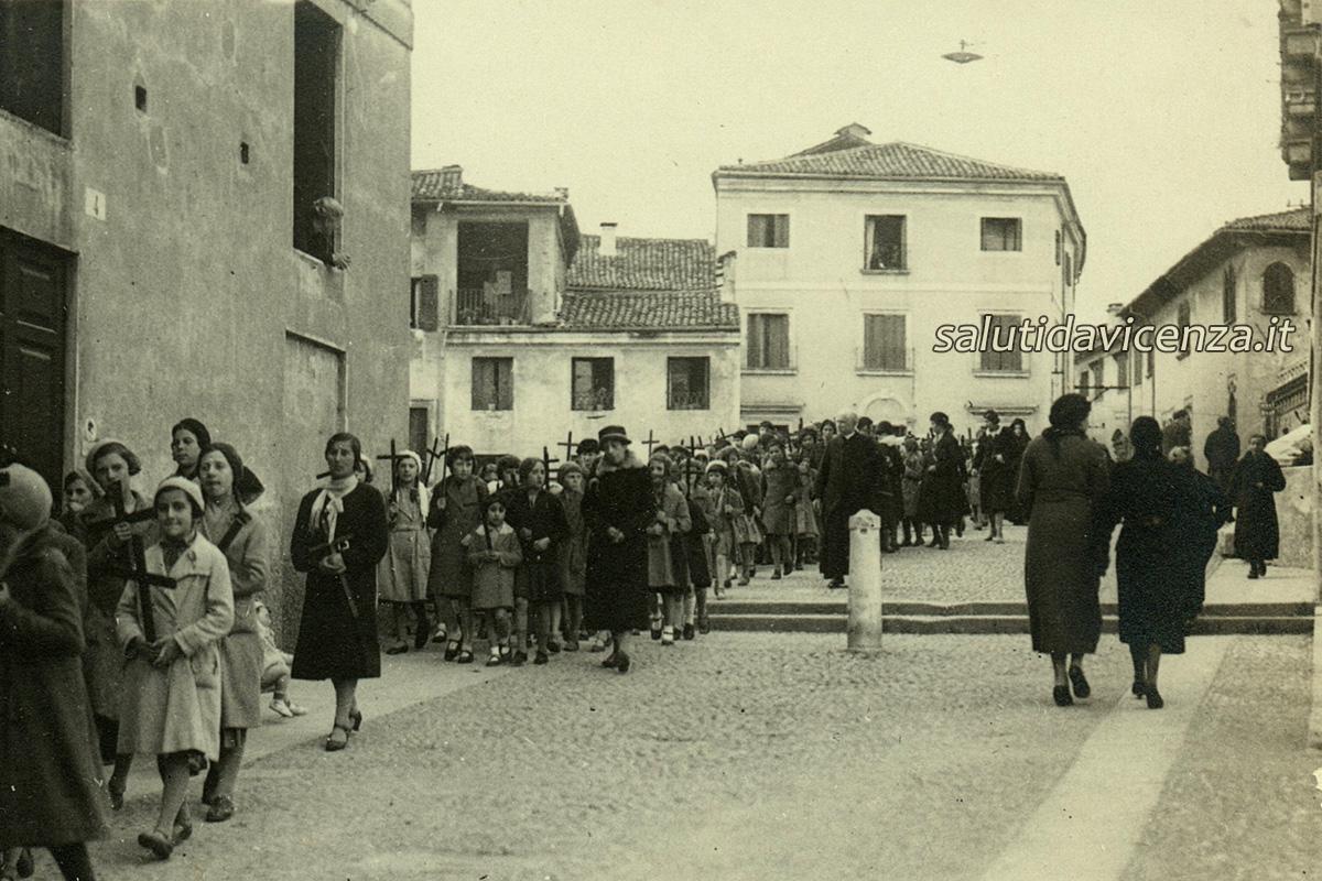 Missione penitenziale dei fanciulli (1930 circa)
