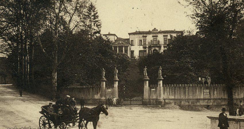 Villa Volpe-Brusarosco, oggi della famiglia Roi - Monte Berico Vicenza