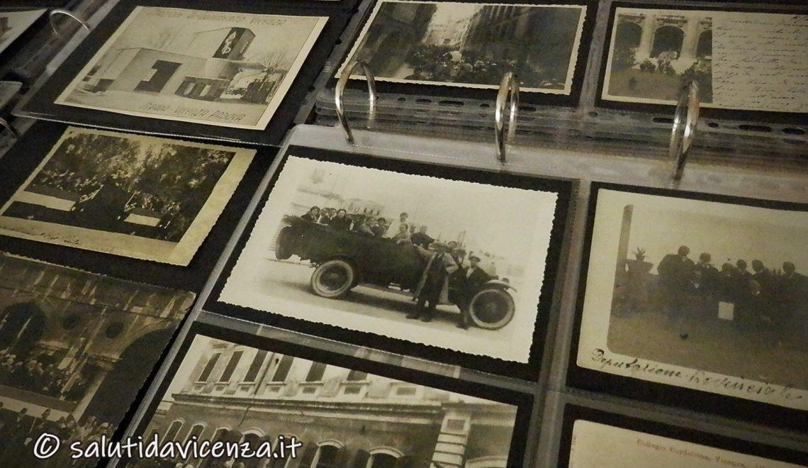 Cartoline da collezione antiche - Saluti da Vicenza