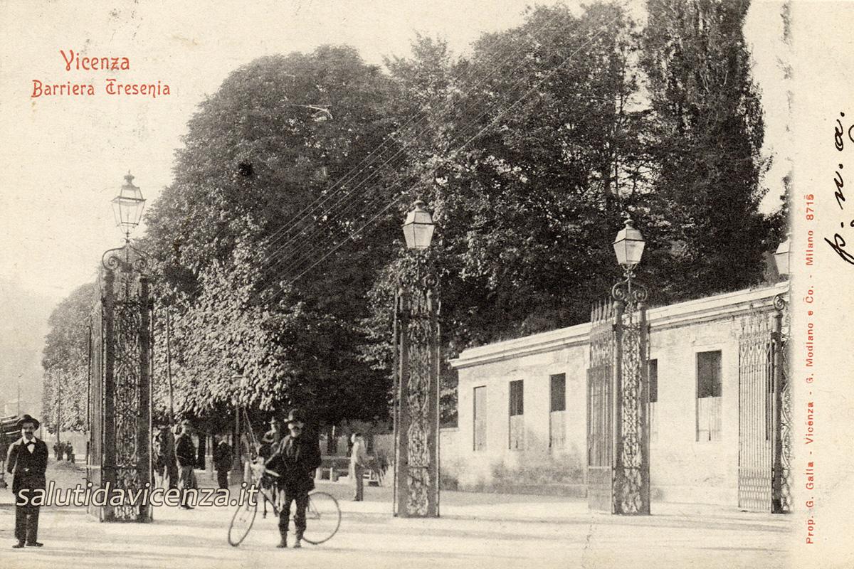 Barriera Eretenia (1901)