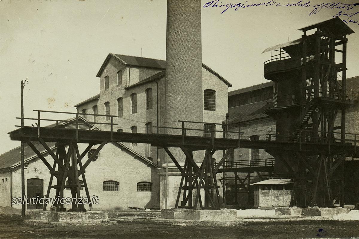 Stabilimento a Ponte Alto (1901)